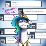 2015 animated anticularpony crown dialogue equine female feral friendship_is_magic horn mammal my_little_pony princess_celestia_(mlp) sad simple_background solo tears text tumblr winged_unicorn wings  Rating: Safe Score: 16 User: Robinebra Date: September 18, 2015