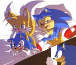 anal angelofhapiness anthro blush canine duo fox fur green_eyes hedgehog male male/male mammal miles_prower penetration penis sex sonic_(series) sonic_(sonic) sonic_freestyle square_crossover video_games  Rating: Explicit Score: 6 User: slyroon Date: July 05, 2015
