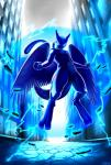 2016 alternate_color cad city desolate detailed_background energy fan_character legendary_pokémon levitating looking_at_viewer magic male mewtwo nintendo nude pokémon ratte solo stripes video_games wings  Rating: Safe Score: 11 User: NotMeNotYou Date: May 03, 2016