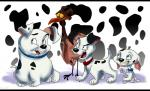 101_dalmatians 2014 avian beak bird black_nose blue_eyes brown_feathers cadpig canine chicken collar dalmatian digital_drawing_(artwork) digital_media_(artwork) disney dog ears_down feathers feral fur grin group hi_res letterbox looking_at_another looking_back looking_up lucky_(101_dalmatians) mammal open_mouth orange_beak raised_eyebrow red_beak rolly signature smile spot_(101_dalmatians) spots spotted_feathers spotted_fur themarquisofdorks white_fur yellow_scleraRating: SafeScore: 1User: BooruHitomiDate: February 09, 2018