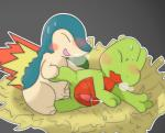 anal blush censored cum cum_in_ass cum_inside cyndaquil eyes_closed male male/male nintendo open_mouth pokémon ruua sweat tongue treecko video_games  Rating: Explicit Score: 0 User: Goldenbanana1231 Date: October 08, 2015