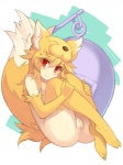 2017 animal_humanoid anus blonde_hair blush canine female fox fox_humanoid fur hair humanoid looking_at_viewer mammal moonlight_flower mostly_nude pussy ragnarok_online reclining red_eyes smile solo tsuderou video_games yellow_furRating: ExplicitScore: 1User: GranberiaDate: May 27, 2017