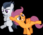 2014 alpha_channel dreamcasterpegasus duo equine female feral friendship_is_magic male mammal my_little_pony pegasus rumble_(mlp) scootaloo_(mlp) wings   Rating: Safe  Score: 4  User: Robinebra  Date: September 20, 2014