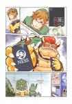 blush bowser chubby claws coffee comic crush duo earthbound_(series) english_text eyewear garousuki glasses human inside japanese_text kirby_(series) koopa link lovesick mammal mario_bros ness nintendo reptile sad scalie tears text the_legend_of_zelda tortoise translated tunic turtle vending_machine video_games   Rating: Safe  Score: 2  User: Zest  Date: April 17, 2015