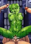 alien big_breasts breasts cum cum_drip cum_in_mouth cum_in_pussy cum_inside cum_leaking cum_on_breasts cum_on_face cum_on_leg cum_on_stomach disembodied_penis dripping duo erect_nipples erection faceless_male female gangbang green_skin group group_sex human humanoid male male/female mammal markings nipples not_furry nude on_top penetration penis purple_eyes reinbach reverse_cowgirl_position sex star_wars twi'lek vaginal vaginal_penetration  Rating: Explicit Score: 6 User: Pasiphaë Date: August 13, 2015