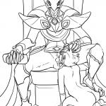 anthro avian azir_(lol) balls beak breasts butt chair cum cum_inside fellatio female hair hand_on_head human human_on_anthro interspecies ire league_of_legends male male/female mammal monochrome oral orgasm penis quinn_(lol) sex simple_background throne video_games white_background  Rating: Explicit Score: 0 User: nongenerous Date: January 23, 2016
