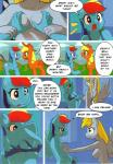 ajin anthro anthrofied applejack_(mlp) blonde_hair blue_body bra breasts clothing comic derpy_hooves_(mlp) english_text equine eyes_closed female female/female feral friendship_is_magic grey_body group hair hand_on_breast horse interrogation mammal multi_tone_hair my_little_pony open_mouth pony rainbow_dash_(mlp) text underwear undressing wings   Rating: Explicit  Score: 14  User: EmoCat  Date: August 18, 2014