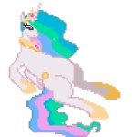 animated cutie_mark desktop_ponies distoorted equine female feral friendship_is_magic hair horn horse multi-colored_hair my_little_pony pony pregnant princess_celestia_(mlp) solo sprite winged_unicorn wings   Rating: Safe  Score: 2  User: Kitsu~  Date: September 14, 2011