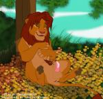 chris_mckinley cum disney dream feline lion male mammal penis simba sleeping solo the_lion_king   Rating: Explicit  Score: 0  User: likealion  Date: September 11, 2013