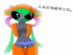 breasts deoxys female japanese_text nintendo panties pokémon prismox text translation_request underwear video_games   Rating: Questionable  Score: 1  User: Juni221  Date: August 09, 2013