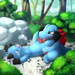 balls blush cum dewott duo erection fellatio licking male male/male nintendo oral penis penis_lick pokémon sex sirkiller_(artist) sweat tongue tongue_out totodile video_games  Rating: Explicit Score: 17 User: Samurottlover Date: June 21, 2015