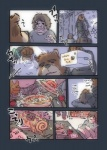 bear comic crying dialog eating english_text food hiroyuki holidays human inside japanese_text juuichi_mikazuki male mammal morenatsu tears text unknown_artist   Rating: Safe  Score: 1  User: terminal11  Date: July 18, 2013