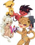 aion_(show_by_rock!!) canine crow_(show_by_rock!!) feline fox group hedgehog leopard lion male mammal rom sanrio sex_toy shiroi show_by_rock!! yaiba_(show_by_rock!!) young  Rating: Explicit Score: 0 User: israfell Date: November 30, 2015