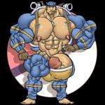 alpha_channel anthro big_muscles blastoise bulge cigar dog_tags facial_hair hat hyper hyper_muscles muk100 muscles necklace nintendo nipples pecs penis pokémon pokémorph smile standing video_games   Rating: Explicit  Score: 0  User: UNBERIEVABRE!  Date: June 26, 2014