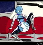 absurd_res alien blue_skin diaper hi_res liara mass_effect solo unknown_artist video_games  Rating: Questionable Score: -2 User: Emissaryofrainbows Date: June 10, 2015