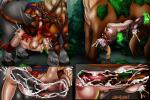 animal_genitalia animal_penis balls belly_riding big_breasts bound breasts centaur clothing cum cum_from_mouth cum_in_mouth cum_inside cum_leaking death_by_penis dota elf equine equine_penis equine_taur erection extreme_penetration female fucked_silly harbinger_the_outworld_devourer hooves human humanoid lanaya_the_templar_assassin male male/female mammal messy nude open_mouth penetration penis pointy_ears restrained saliva sex taur tongue torn_clothing ubermonkey video_games  Rating: Explicit Score: 3 User: Pasiphaë Date: February 27, 2016
