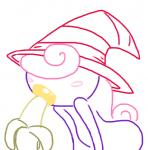 banana blush female food fruit ghost hair hair_over_eyes hat humanoid lips mario_bros nintendo not_furry paper_mario pink_hair solo spirit suggestive suggestive_food video_games vivian witch_hat   Rating: Questionable  Score: 1  User: Juni221  Date: October 12, 2014