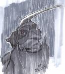 armor autobot dinobot dinosaur grimlock knight male metal raining red_eyes solo traditional_media_(artwork) transformer tyrannosaurus_rex warrior water  Rating: Safe Score: 2 User: PropheticKaiju Date: May 02, 2015