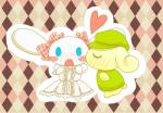 beady_eyes blue_eyes blush canine cinnamon cinnamoroll clothing crossgender cub cute dog dress duo espresso eyelashes eyes_closed fluffy_fluffy_cinnamoroll fur hat japanese kissing long_ears male mammal pixiv ribbons sanrio white_fur yellow_fur young よしとき   Rating: Safe  Score: 1  User: CloverTheRabbit  Date: April 06, 2015