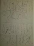 blaziken breasts comic crossover digimon duo female guilmon japanese_text kewon monochrome nintendo pencil_(artwork) pokémon renamon scalie takato_matsuki text traditional_media_(artwork) video_games zoroark  Rating: Explicit Score: 0 User: Well001 Date: December 24, 2015