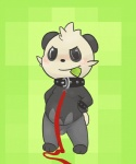 balls collar condom leash male nintendo pancham pokémon solo standing video_games   Rating: Questionable  Score: 3  User: Chikita  Date: June 04, 2013