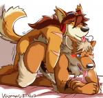 all_fours anthro arcanine canine cum dog doggystyle duo from_behind male male/male mammal nintendo penis pokémon red_savarin sex shiba_inu solatorobo ventkazemaru video_games  Rating: Explicit Score: 12 User: MaxCando Date: August 18, 2015