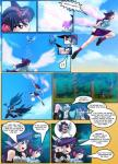 <3 <3_eyes angry barrier clothed clothing comic dialogue earth english_text female fight flying friendship_is_magic hair hood human humanized magic_blast mammal mauroz multicolored_hair my_little_pony rarity_(mlp) shadowbolts_(mlp) text tiara transformation twilight_sparkle_(mlp) wings   Rating: Safe  Score: 1  User: darknessRising  Date: March 19, 2014
