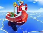 2015 annoyed blue_eyes boat clothed clothing cum cum_in_water cum_underwater cumshot day digital_media_(artwork) duo erection green_eyes human humanoid_penis inanimate king_of_red_lions link male mammal masturbation nintendo not_furry orgasm outside penile_masturbation penis sea solo_focus the_legend_of_zelda trooper036 vehicle video_games water watermark white_sclera wind_waker young  Rating: Explicit Score: 6 User: syrmat Date: September 12, 2015