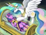 2014 case clothing coffin crown cutie_mark dead dress duo ende equine eyes_closed female friendship_is_magic gem gold hair horn mammal multicolored_hair my_little_pony necklace princess_celestia_(mlp) purple_hair sparkles twilight_sparkle_(mlp) upset winged_unicorn wings   Rating: Safe  Score: 15  User: 2DUK  Date: March 01, 2014