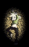 anthro asriel_dreemurr barefoot black_background black_eyes black_pants caprine clothed clothing cub flower fur goat green_shirt hair hands_up harmarist high-angle_shot looking_at_viewer lying male mammal midriff navel on_back open_mouth pants pants_down partially_clothed plant raised_arm sheep shirt simple_background solo striped_shirt suggestive tongue undertale video_games white_fur white_hair young  Rating: Questionable Score: 9 User: Blodsho Date: October 08, 2015