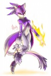 blaze_the_cat cat feline female fire fur luigiix mammal pink_fur purple_fur solo sonic_(series)  Rating: Safe Score: 13 User: snowblind Date: December 25, 2015