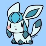 ambiguous_gender cub cute eeveelution feral glaceon huiro looking_at_viewer nintendo pokémon solo video_games young  Rating: Safe Score: 13 User: JGG3 Date: June 26, 2015