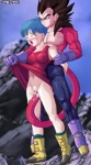 2002 blush bottomless bulma canon_couple clothed clothing dragon_ball dragon_ball_gt dress duo female female_ejaculation half-dressed human male monkey penetration primate pussy pussy_juice tail_sex upskirt vaginal vaginal_penetration vegeta zone   Rating: Explicit  Score: 5  User: kokonoe  Date: December 27, 2012