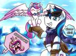 2016 clothing dialogue english_text equine eyewear female feral flurry_heart_(mlp) friendship_is_magic glasses horn male mammal my_little_pony princess_cadance_(mlp) shining_armor_(mlp) sunglasses text unicorn vavacung winged_unicorn wings  Rating: Safe Score: 16 User: 2DUK Date: May 03, 2016