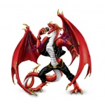 ambiguous_gender clothing dragon dragon_wings jacket joey_corrosive leather low_res microphone multi-colored_body pants plain_background pose red_body scalie singer solo spread_wings standing white_background wings   Rating: Safe  Score: 7  User: CatBox  Date: March 30, 2013