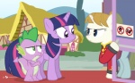 2015 dm29 dragon equine female friendship_is_magic horn mammal my_little_pony slit_pupils spike_(mlp) twilight_sparkle_(mlp) unicorn winged_unicorn wings  Rating: Safe Score: 4 User: 2DUK Date: November 26, 2015
