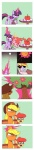 2012 apple apple_bloom_(mlp) applejack_(mlp) blonde_hair blue_fur comic cowboy_hat cub cutie_mark dragon duo earth_pony equine eyewear female feral friendship_is_magic fruit fur glasses group hair hat horn horse karzahnii magic male mammal moon multicolored_hair my_little_pony orange_fur pink_fur pink_hair pinkie_pie_(mlp) pony purple_fur purple_scales rainbow_dash_(mlp) rainbow_hair red_hair scalie sky solo spike_(mlp) star table tears tree twilight_sparkle_(mlp) two_tone_hair unicorn what_has_magic_done wood yellow_fur young  Rating: Safe Score: 19 User: Granberia Date: November 17, 2012""