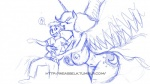 anthro anthrofied breasts cutie_mark duo equine female friendship_is_magic horn horse human licking male my_little_pony pony princess_luna_(mlp) smile tongue weasselk winged_unicorn wings   Rating: Explicit  Score: 4  User: KrzykaczNerwus  Date: October 04, 2013