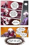 2017 angry animated_skeleton armor bone clothed clothing comic digital_media_(artwork) english_text fluffyslipper hi_res male not_furry papyrus_(undertale) sans_(undertale) skeleton teeth text undead undertale video_games
