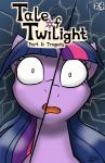 2015 breaking comic donzatch equine female friendship_is_magic fur glass hair horn horse mammal multicolored_hair my_little_pony pony purple_fur purple_hair solo twilight_sparkle_(mlp) winged_unicorn wings  Rating: Safe Score: 0 User: EurynomeEclipseVII Date: September 04, 2015