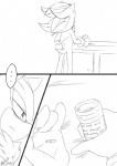 comic hedgehog male male/male mammal shadow soina sonic_(series)  Rating: Safe Score: 1 User: Indycoone Date: July 31, 2015