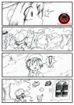 comic dark_cloud_2 female forest greyscale human jungle_book kaa_(jungle_book) male mammal metal monica monochrome outside renaissanceofchaos reptile scalie shocked snake tree wood   Rating: Safe  Score: 3  User: BlazeTheRiolu  Date: March 30, 2014