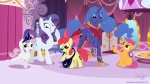 2012 apple_bloom_(mlp) blue_eyes blue_hair castle cub cutie_mark cutie_mark_crusaders_(mlp) dress equine female feral friendship_is_magic group hair horn horse joshcraven long_hair mammal mirror my_little_pony pegasus pony princess_luna_(mlp) purple_hair rarity_(mlp) scootaloo_(mlp) sibling sisters sweetie_belle_(mlp) unicorn winged_unicorn wings young   Rating: Safe  Score: 15  User: Somepony  Date: July 13, 2012