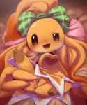 <3 anthro blush bottomless bow breasts censored clothed clothing cub dagasi dress female fur hair half-dressed lying on_back open_mouth orange_fur orange_hair pillow presenting presenting_pussy pussy pussy_juice raised_leg shaberina smile solo spread_legs spreading sweat tongue unknown_species young   Rating: Explicit  Score: 9  User: JCV  Date: May 17, 2015