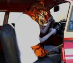 3d anthro car cgi digital_media_(artwork) feline male mammal omorashi peeing saberjackal_(artist) tiger urine vehicle  Rating: Explicit Score: -7 User: SaberJackal Date: September 28, 2015