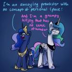 2015 anticularpony duo english_text equine female feral friendship_is_magic horn mammal my_little_pony princess_celestia_(mlp) princess_luna_(mlp) text winged_unicorn wings  Rating: Safe Score: 12 User: Robinebra Date: October 31, 2015