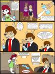 age_regression anthro canine cat clothed clothing comic diaper dog dress english_text feline group hair hi_res husky kammypup kammypup_(artist) kangaroo mammal marsupial red_hair speech_bubble text  Rating: Safe Score: 1 User: Chikita Date: January 30, 2016