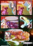 2015 absurd_res applejack_(mlp) bat_pony blue_feathers blue_fur comic dialogue english_text equine feathers female feral fight fluttershy_(mlp) friendship_is_magic fur glowing group hair hi_res horn horse hybrid light luke262 magic mammal multicolored_hair my_little_pony outside pegasus pinkie_pie_(mlp) pony princess_celestia_(mlp) princess_luna_(mlp) rainbow_dash_(mlp) rainbow_hair rarity_(mlp) royal_guard_(mlp) snow snowing text twilight_sparkle_(mlp) unicorn winged_unicorn wings  Rating: Safe Score: 5 User: 2DUK Date: October 27, 2015
