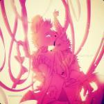 animatronic bear canine ear_piercing eye_patch eyes_closed eyewear five_nights_at_freddy's fox foxy_(fnaf) freddy_(fnaf) fur hat machine male mammal mechanical myebi piercing robot top_hat video_games   Rating: Safe  Score: 0  User: Vallizo  Date: May 23, 2015