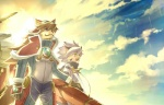aotsuki091 brown_fur brown_hair clothing cloud eyewear fur goggles hair long_hair machine male mecha outside purple_eyes red_savarin robot sky sky_(artist) solatorobo video_games yellow_eyes  Rating: Safe Score: 9 User: Der_Traubenfuchs Date: November 14, 2012